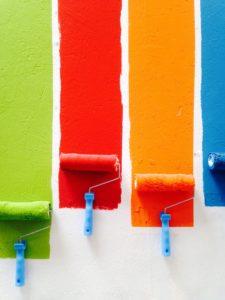 צבעים איכותיים